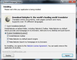 Super Video Converter - Custom installation babylon