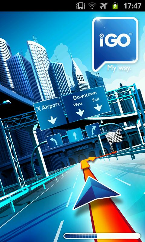 Android Navigation – iGO My way