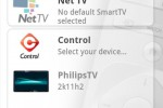 Philips MyRemote 2 - Homescreen