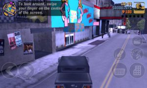 Grand Theft Auto 3 - First mission completed