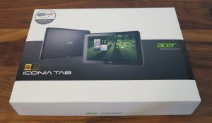Acer ICONIA Tablet A700