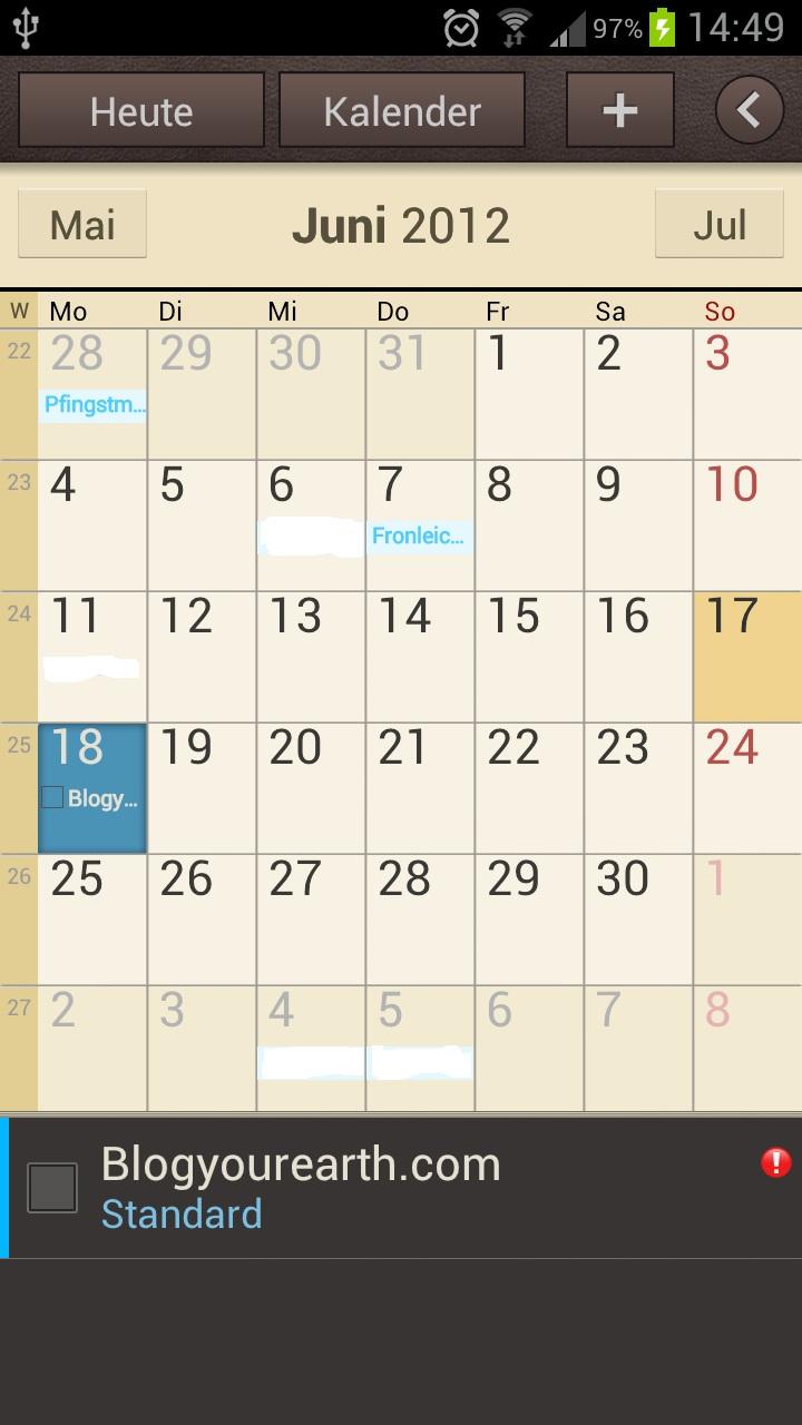 Outlook kalender mit s planner synchronisieren