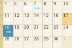 Galaxy S3 Aufgabe in S Planner