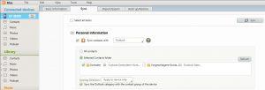Outlook Kontakte mit Galaxy S3 synchronisieren