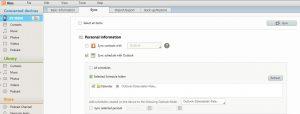 Outlook Termine mit Galaxy S3 synchronisieren