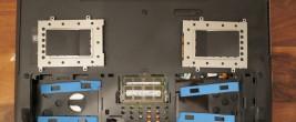 Asus N76VJ Festplatte tauschen