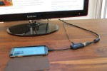 Samsung Galaxy Note 2 - microUSB MHL Video Out