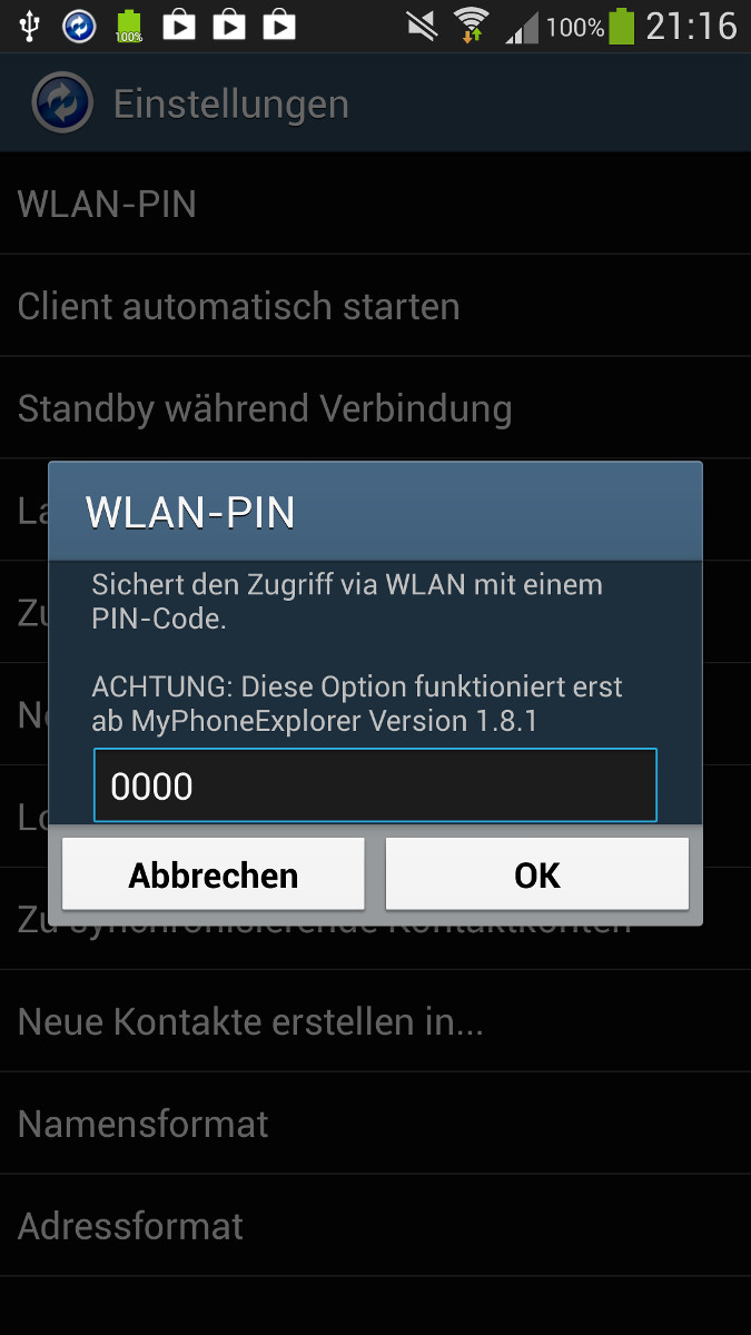 android myphoneexplorer client comfjsoftmyphoneexplorerclient