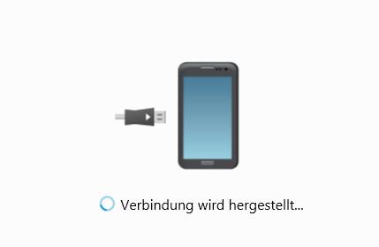 Samsung Galaxy S4 – Verbindungsproblem