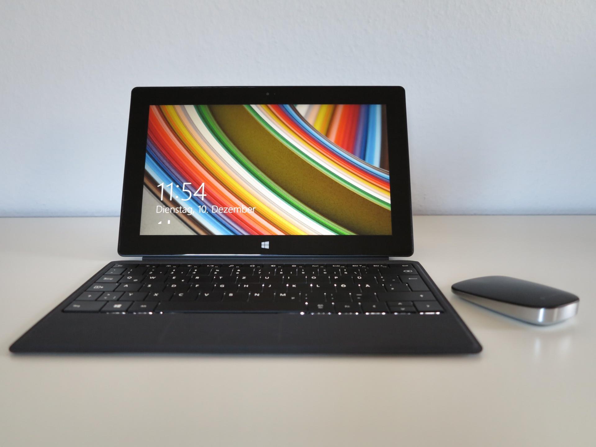 Surface Pro 2 – Neue Firmware verlängert die Akkulaufzeit