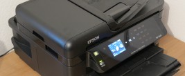 Epson Multifunktionsgeraet WF-3520