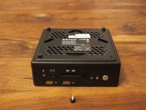 Zotac ZBOX CI540 NANO Barebone-PC 3