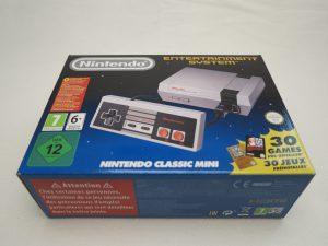 Nintendo Classic Mini Entertainment Konsole 5
