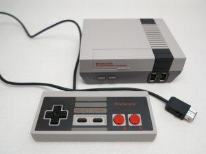 Nintendo Classic Mini Entertainment Konsole 4