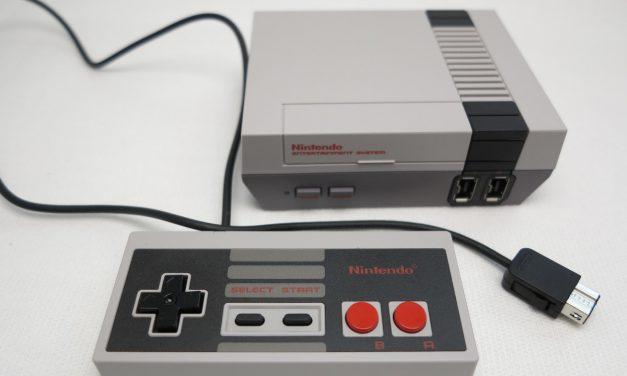 Testbericht Nintendo Classic Mini – Nintendo Entertainment System