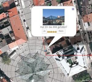 Geo-Tag Bild Beispiel