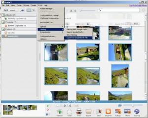 Picasa 3 Geo-Tag KMZ Export