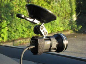 Sony Helmkamera - Saughalter mit Schwenkkopf