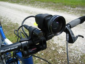 Helmkamera TV