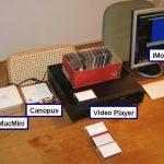 Video8 digitizing