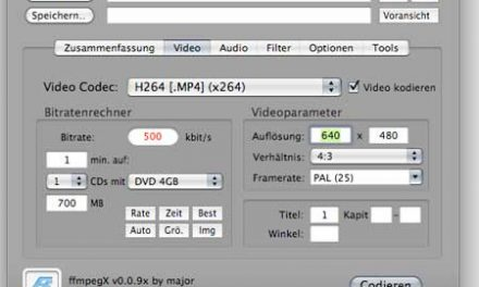 MTS-Datei AVCHD Video Format konvertieren