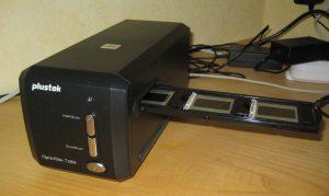DIA Scanner Plustek 7500i