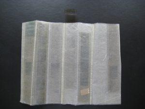 Filmstreifen Einzelverpackung