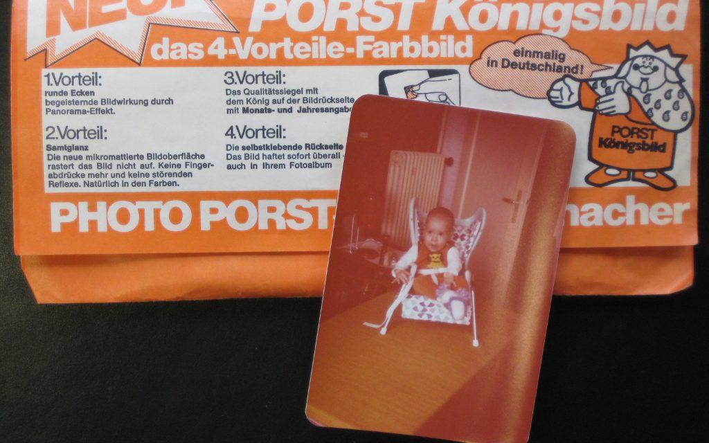 Porst Königsbild – Farben verfälscht