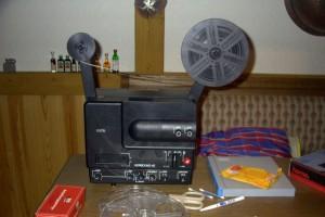 Super8 Filmrolle