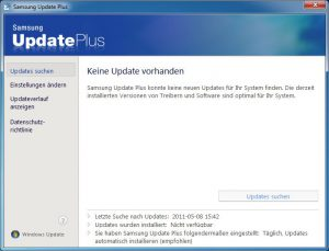 Samsung Update Plus