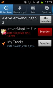 ForeverMap Lite - Leistung