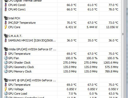Samsung P580-Pro Pikaso Hitzeproblem