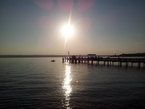 Samsung Galaxy S 2 - Ammersee
