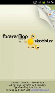 foreverMap Europe