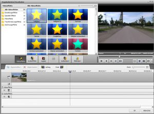 AVS Video Editor 8.0 Übersicht