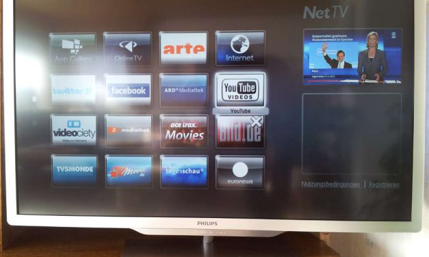 Philips Net TV – 47PFL7666K