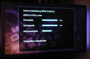 Philips LED TV - firmware update q5551-0.14.93.0