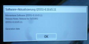 Philips LED TV - firmware update q5551-0.10.65.11