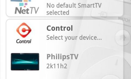Philips MyRemote 2.0 – SmartTV