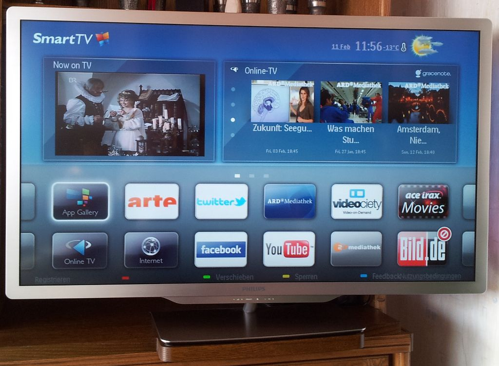 Медиа Сервер для Philips Smart TV скачать