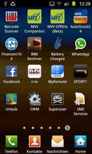 Samsung Galaxy S2 - CWM und Superuser