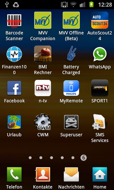 Samsung Galaxy S2 Ice Cream Sandwich – Upgrade auf Android 4