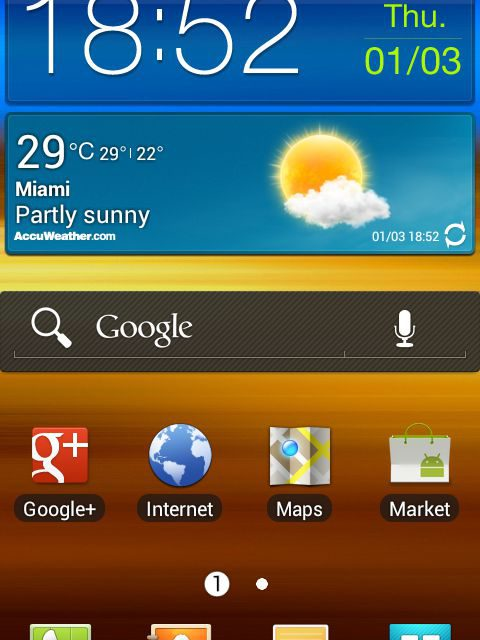 Android 4 Ice Cream Sandwich – no internet access and no data transfer