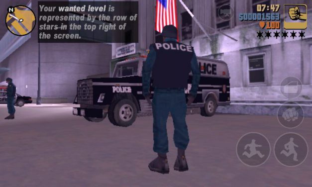 Grand Theft Auto III – Android Modding