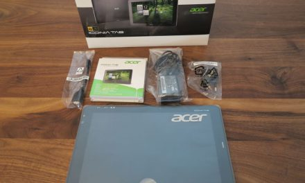Acer Iconia Tablet A700 – Probleme