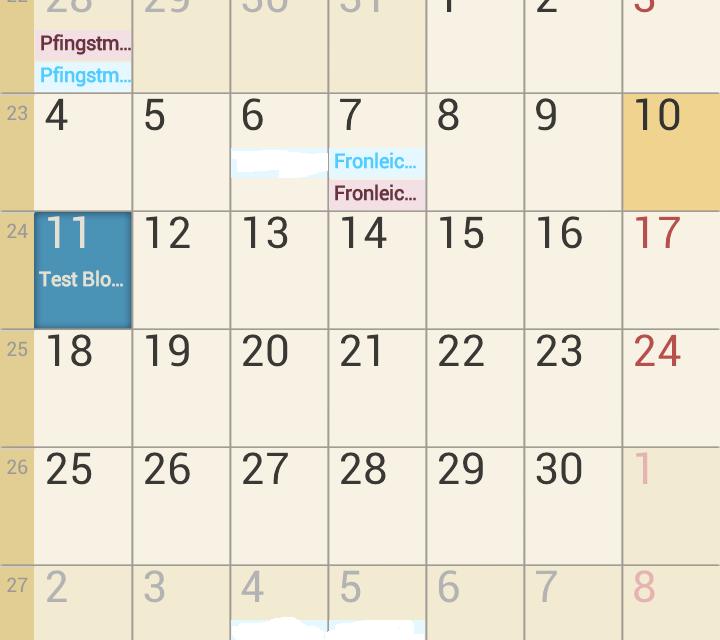 Samsung Galaxy S3 – Samsung Kies Synchronisation mit mehreren Outlook Kalendern