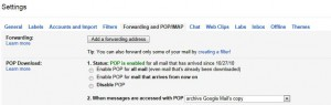 Galaxy S3 gmail archive mails