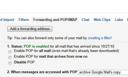 GMail setting to display only new emails on your Samsung Galaxy S3