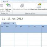 Samsung Galaxy S3 – Sincronización con varios calendarios de Outlook a través de Samsung Kies