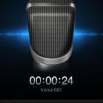 Samsung Galaxy S3 - Voice recorder 3GA file to mp3